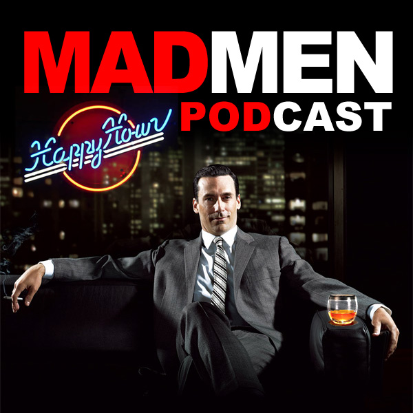 Mad Men Happy Hour