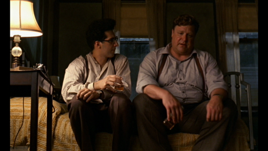 Barton Fink (1991) | Bald Move
