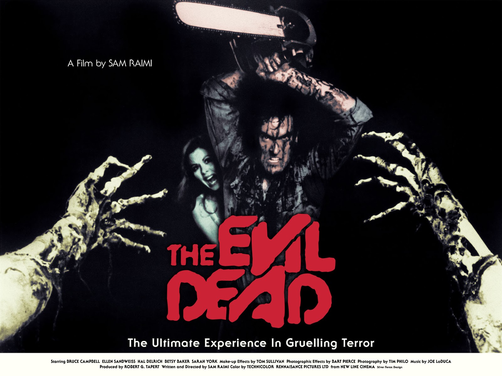 Resultado de imagen para evil dead 1981