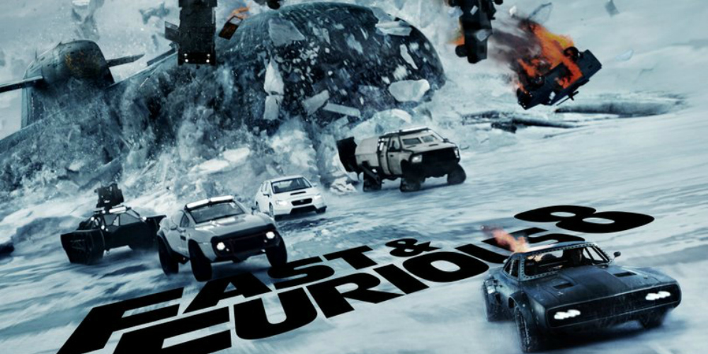 Image result for The Fate of the Furious (2017)