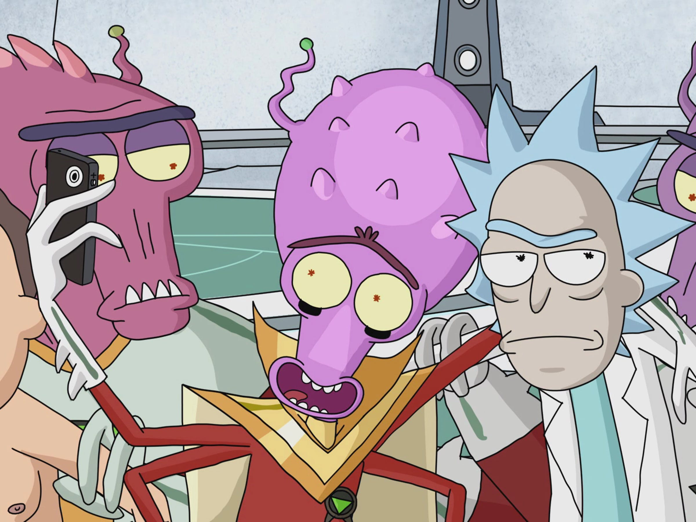 Rick And Morty S01e04